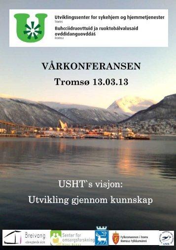 Utvikling gjennom kunnskap Utvikling gjennom ... - Tromsø kommune