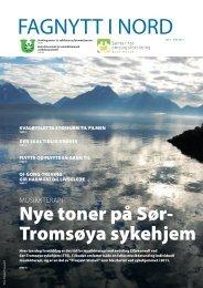 Fagnytt i Nord nr.2 2012 - Tromsø kommune