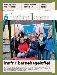 Innfrir barnehageløftet - Tromsø kommune