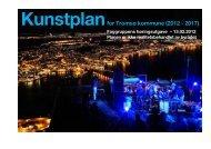 Kunstplan for Tromsø kommune 2012-2017