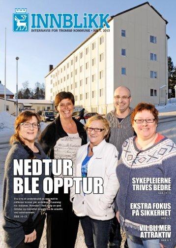 Nr. 1 - 2013 (PDF) - Tromsø kommune