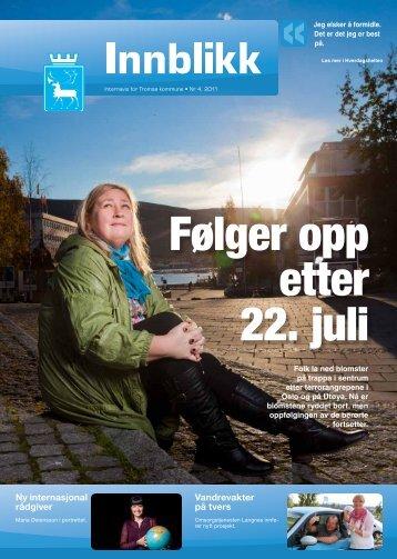 Nr. 4 - 2011 (PDF) - Tromsø kommune