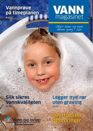Vannmagasinet 2011 w - Tromsø kommune