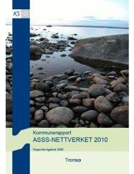 Kommunerapport - ASSS-Nettverket 2010 - Tromsø kommune
