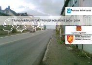 TRANSPORTPLAN FOR TROMSØ KOMMUNE 2008 - 2019