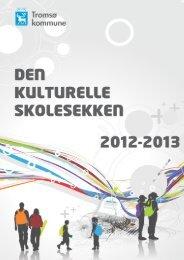 DKS Programkatalog 2012-13.pdf - Tromsø kommune