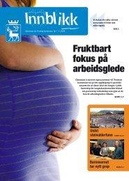 Nr. 1 - 2009 (PDF) - Tromsø kommune