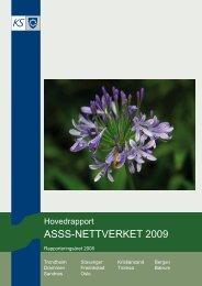 Hovedrapport ASSS-nettverket 2009 2.8 MB - Tromsø kommune