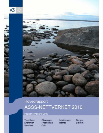 Kommunerapport - ASSS-hovedrapport 2009 - Tromsø kommune