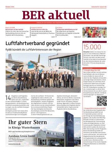BER aktuell 10/2014