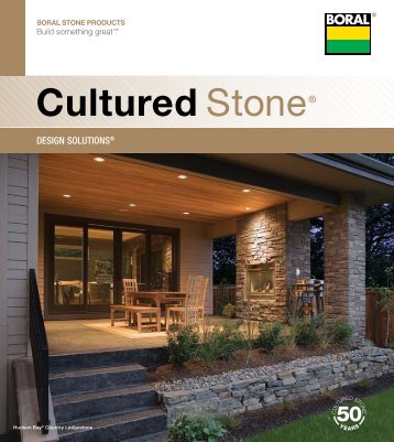 Cultured Stone® - Brock White
