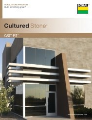 CAST-FIT™ - Instone