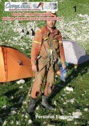 Climbing Chest Harness - Cavediggers.com