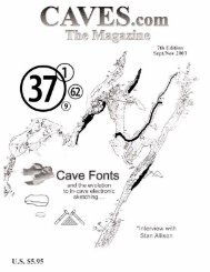 Cavediggers.com Magazine Issue #7(PDF format)