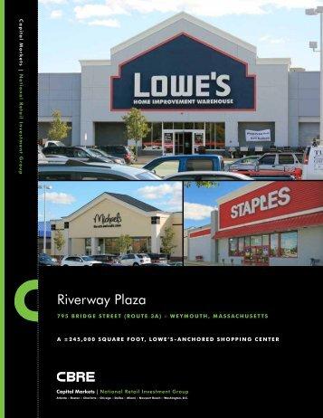 riverway Plaza - CBRE