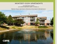 hunter's glen apartments - CBRE Marketplace