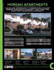 morgan apartments - CBRE Marketplace