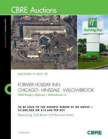 CBRE Auctions - CBRE Marketplace
