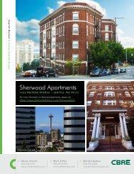 Sherwood Apartments - CBRE Marketplace