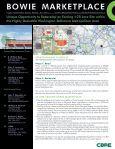 Bowie Marketplace - CBRE Marketplace - Page 2