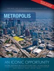 METROPOLIS - CBRE Marketplace