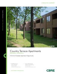 Country Terrace Apartments - CBRE Marketplace