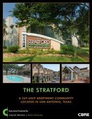 THE STRATFORD - CBRE Marketplace