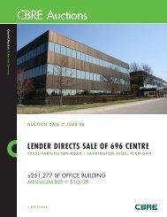 Offering Brochure - CBRE Marketplace