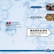 Managing Crystalluria and Urolithiasis - HillsVet