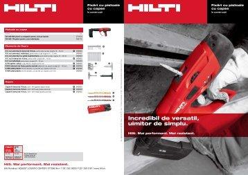 Prospect DX 460-MX.pdf(662kb) - Hilti