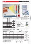 Aplicaţii Element de fixare X-ENP-Cuie în bandă X-ENP-Cuie ... - Hilti - Page 3