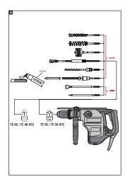 TE 46 / TE 46-ATC TE 56 / TE 56-ATC - Hilti