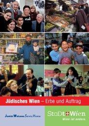 Jüdisches Wien – Erbe und Auftrag
