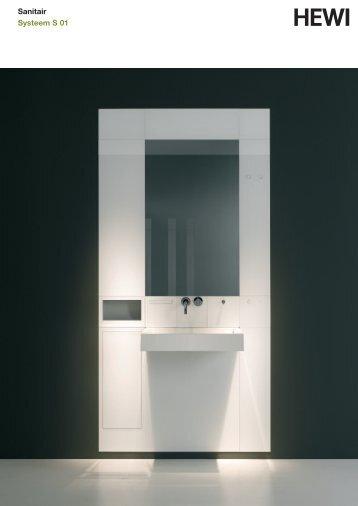 Sanitair Systeem S 01