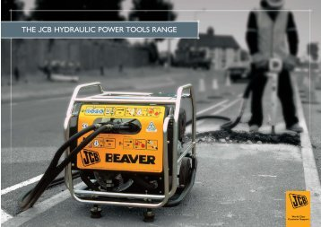 Beaver - Hydraulic Breaker Power Pack And Breaker