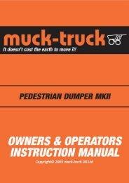 Muck Truck / Mini Dumper