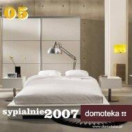 sypialnie - Domoteka