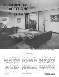 Demountable Partitions: The Future Is Now - AWCI
