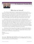 March 25, 2012: The Fifth Sunday of Lent - Immaculate Conception ... - Page 3