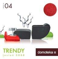 TRENDY - Domoteka