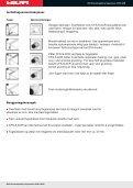 Hilti Brannstopp Akryl fugemasse CFS-S ACR - Motek - Page 3