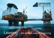 Leasing - the smart way of financing