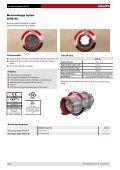 Teknisk Datablad Hilti Brannstopp hylse CFS-SL Europeisk ... - Motek - Page 2