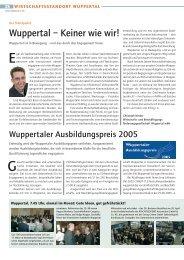 Wuppertal – Keiner wie wir!