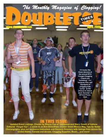 Apr 2006 - Double Toe Times