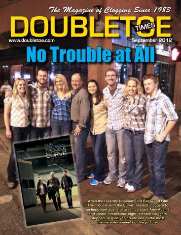 No Trouble at All - Double Toe Times