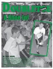 Feb 2005 - Double Toe Times