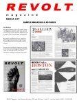MEDIA KIT 2012 - Revolt Magazine - Page 4
