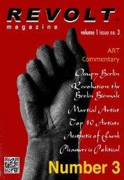 in this issue - Revolt Magazine