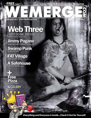 Web Three - WeMerge Magazine